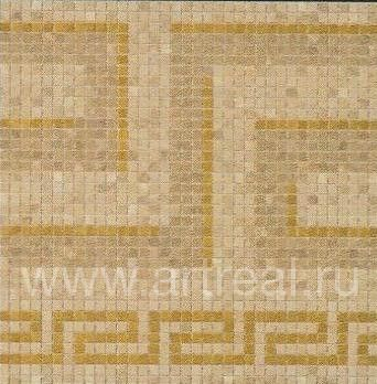 Gardenia (Versace) Vanitas Oro/Noce Greca Gold 37243