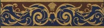 Gardenia (Versace) Vanitas Fascia classica Blu 37331