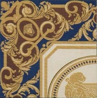 Gardenia (Versace) Vanitas Composizione Classica Blu 37381
