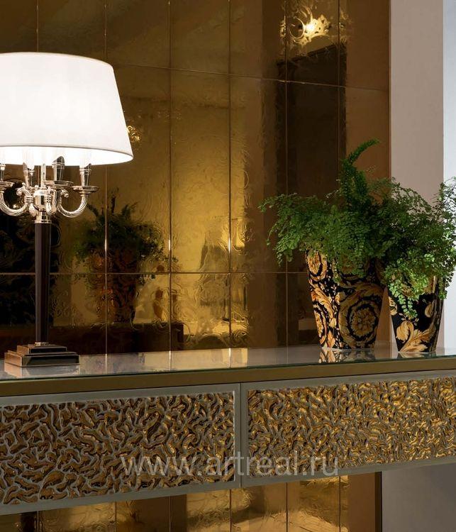 Керамическая плитка Gardenia (Versace) Gold