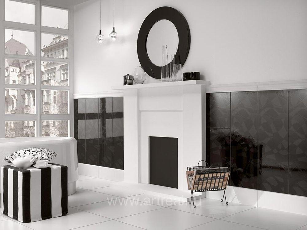 Керамическая плитка Villeroy&boch Bianco Nero